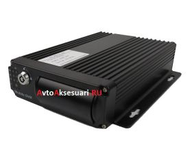 Видеорегистратор с 4 камерами для любого автомобиля PZ6000