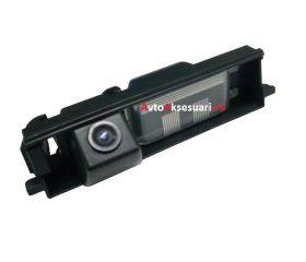 Камера заднего вида для Toyota Auris (E18) 2012-2017